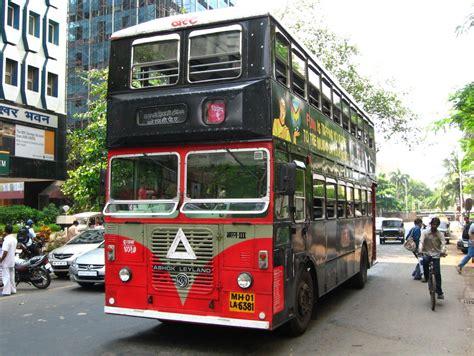 bus india august