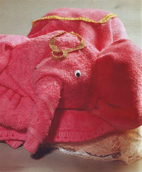 membuat jemuran handuk membuat gajah dari handuk pernik pipit