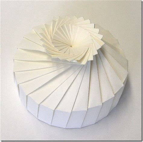 3d Origami Sculptures - amazing 3d origami carzy images