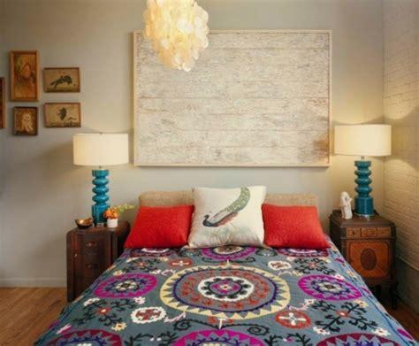 schöne bettdecken 50 eklektische ideen schlafzimmer wie sie geschickt stile