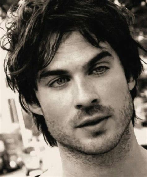 ian somerhalder how oes he do his hair ian somerhalder xoxo even with that crazy hair he is the