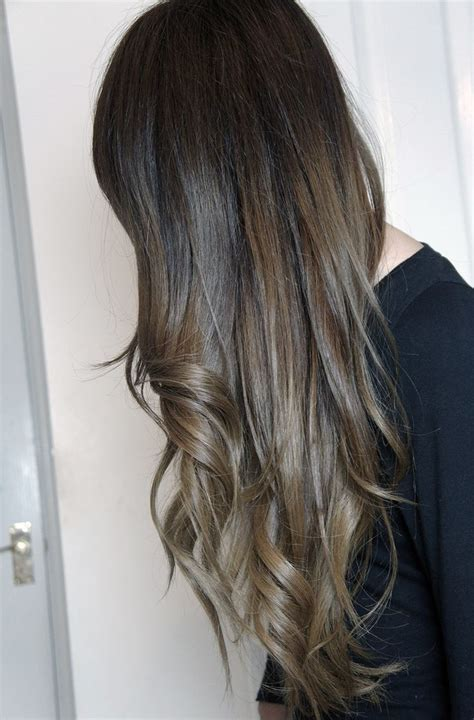 volume for rinse dark ash brown dark brown hair ombre tumblr schwarzkopf fresh light clear