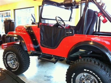 custom willys jeep 1956 jeep willys custom cj5