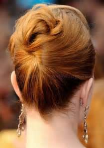 Mother of the bride updo for mid length hair hairstyles for weddings