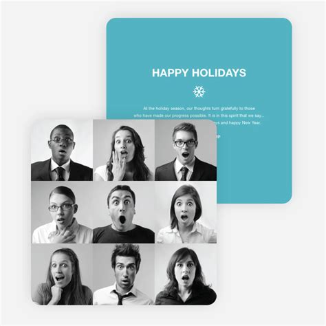 brady bunch card template brady bunch squares cards for small business