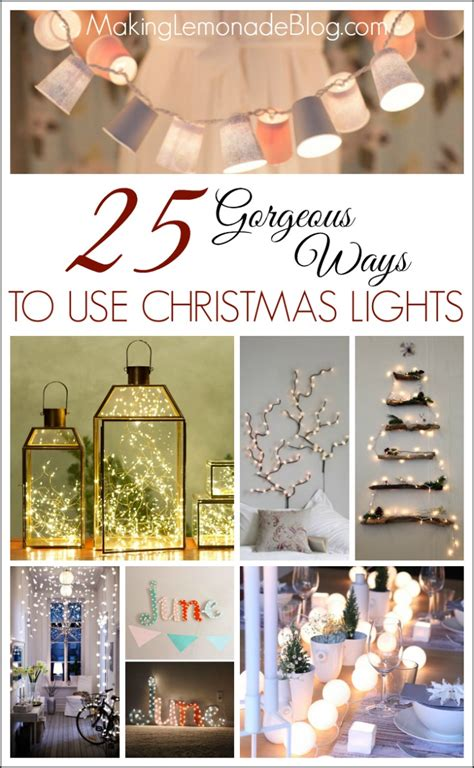 hometalk decor ideas with string lights