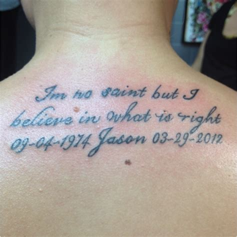 tattoo quotes for daddy tattoo father son quotes quotesgram