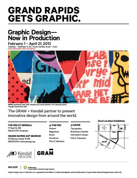 graphics design university graphic design now in production kendall college of art