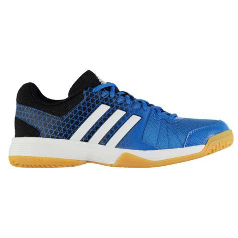 adidas ligra 4 court shoes mens gents squash laces