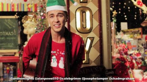 anthem lights simple little christmas official video