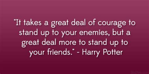 stand up to the irs books harry potter friend quotes quotesgram