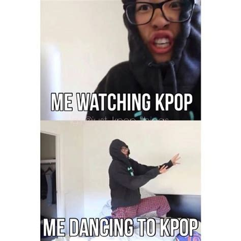 Meme Kpop - kpop meme hahaha fangirling you re doing it right