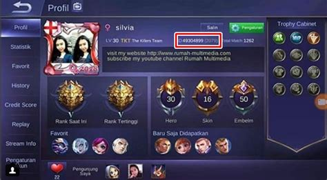 mobile legends redemption code cara redeem code mobile legends terbaru rumah multimedia