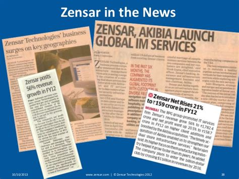 Office 365 Zensar Zensar Technologies Oracle Capabilities