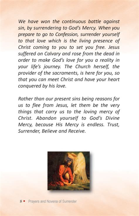 tears of mercy books mercy books novena prayer of trust