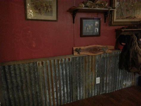 Tin Wainscoting Panels Best 25 Tin Walls Ideas On Barn Tin Wall