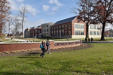Mercy College One Year Mba by Gwynedd Mercy Admissions Sat Scores More
