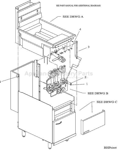 parts   pitco deep fryers