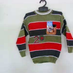Set Anak Mustache 6 12bulan sweater anak salur ijo lumut merah baju bayi celana bayi