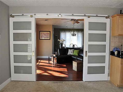 Large Interior Sliding Doors Sliding Bypass Barn Door Hardware Quotes
