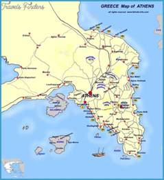 us map athens map of athens travel map vacations travelsfinders