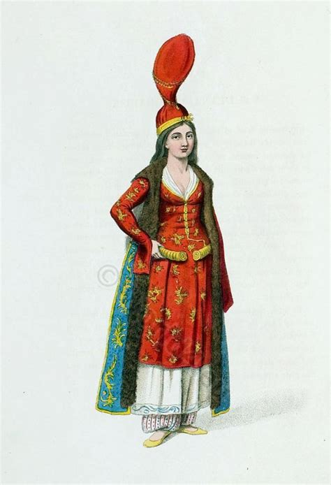ottoman empire dress turkish harems dress a sultana or odallsk ottoman