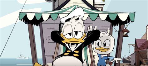 ben schwartz ducktales ducktales teaser donald duck returns