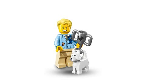 lego dogs show winner characters minifigures lego