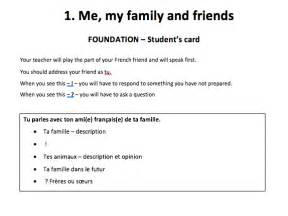 Essay About My Family And Friends by Katelanguages S Shop Teaching Resources Tes