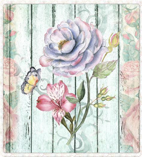 Decoupage On Cardboard - pin by muhammad ali ghauri on floral