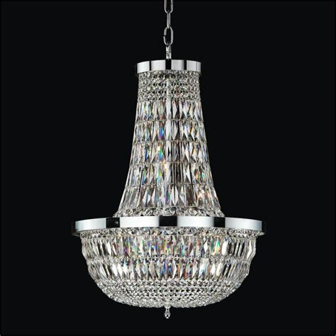 Modern Empire Chandelier Lucia 607 Glow 174 Lighting Glow Lighting Chandeliers