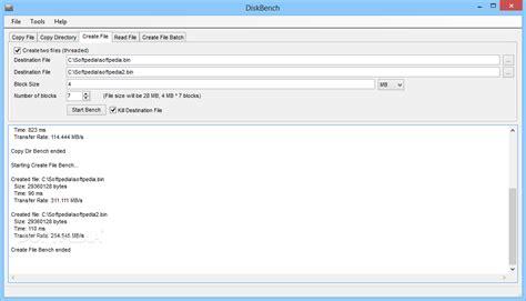disk bench diskbench download