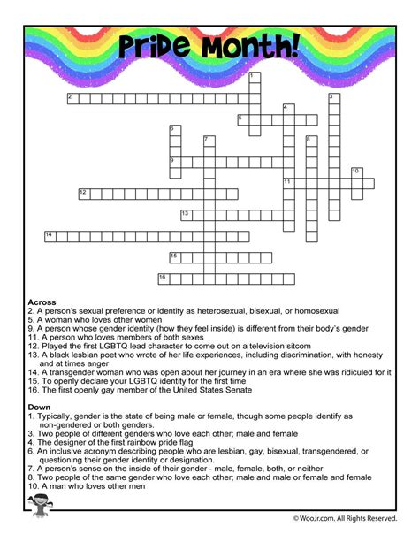 Superb Games For A Christmas Party At Work #5: Pride-crosswordx2.jpg
