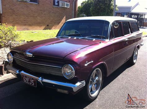 ej holden wagon for sale holden ej special 1962 4d wagon 4 spd 186 strom holley