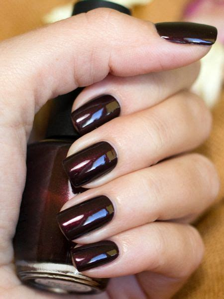 midnight  moscow favorite winter opi color opi