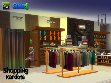 sims 4 cc shopping the sims resource shopping by kardofe sims 4 downloads