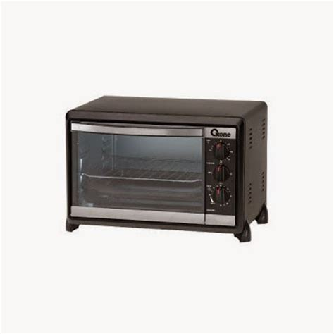Oxone Ox 858 2 In 1 Oven 18lt by Ox 858 Oxone 2 In 1 Oven 18lt Black Situs Belanja