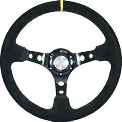 Saas Steering Wheels Australia Saas Suede Gt Dish Steering Wheel