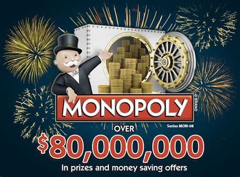 Shaws Monopoly Sweepstakes - jewel monopoly game rare pieces 2015 797 73kb