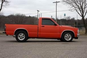 1991 chevy s 10