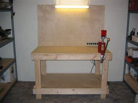 diy reloading bench diy ammunition reloading bench guns knives weapons