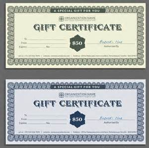 18 restaurant gift certificate templates free sle