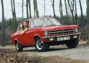 Ascona Opel Opel Ascona A 1970 75 Speeddoctor Net