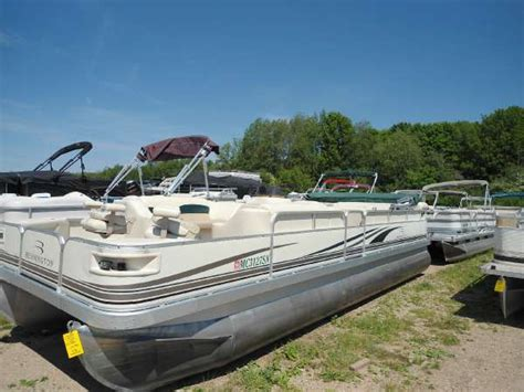 used pontoon boats for sale west michigan used pontoon boats for sale in michigan boats