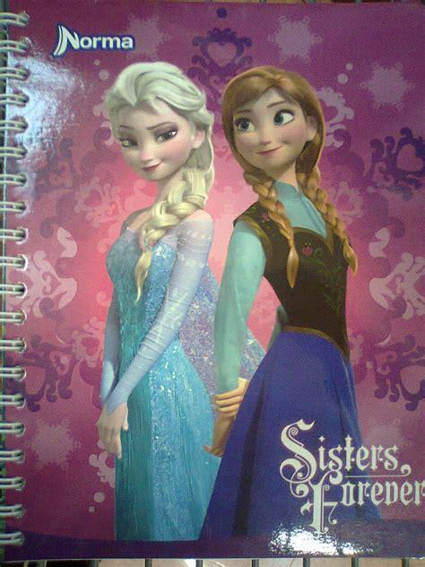 Nb 178 Notebook Frozen frozen notebooks elsa and photo 36097869 fanpop