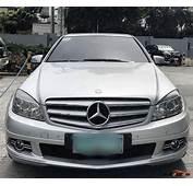 Mercedes Benz C Class 2010  Car For Sale Metro Manila