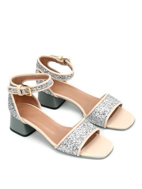 Sandal Glitter glitter sandals by marni sandals ikrix