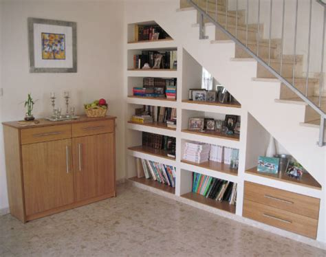 built in bookshelves stairs why design constraints can give you a more creative home