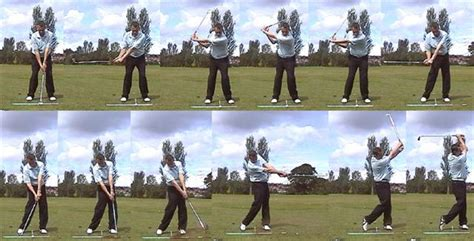 golf swing iron golf lessons