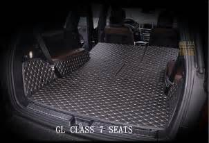 Cargo Liners For Suv Custom Best Newest Floor Mats For Mercedes Gl Calss 7 Seats Suv